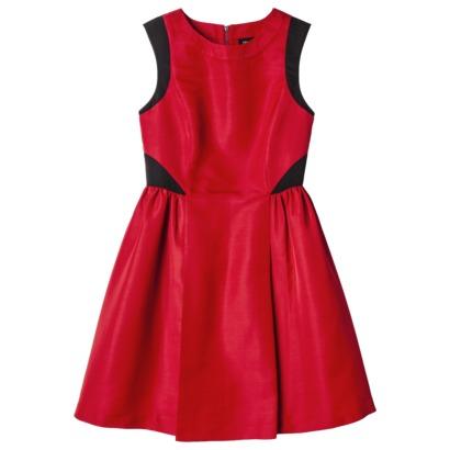 Prabal Gurung For Target Dress with Full Skirt - Apple Red