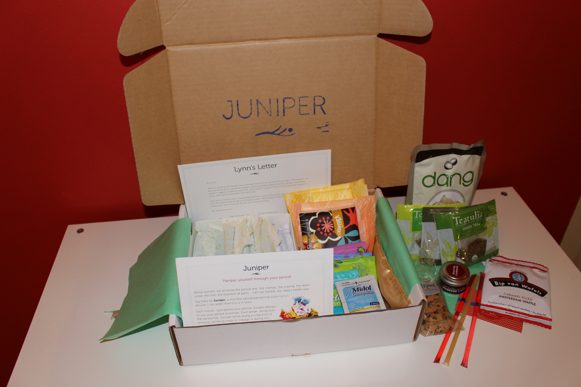 Juniper July Box