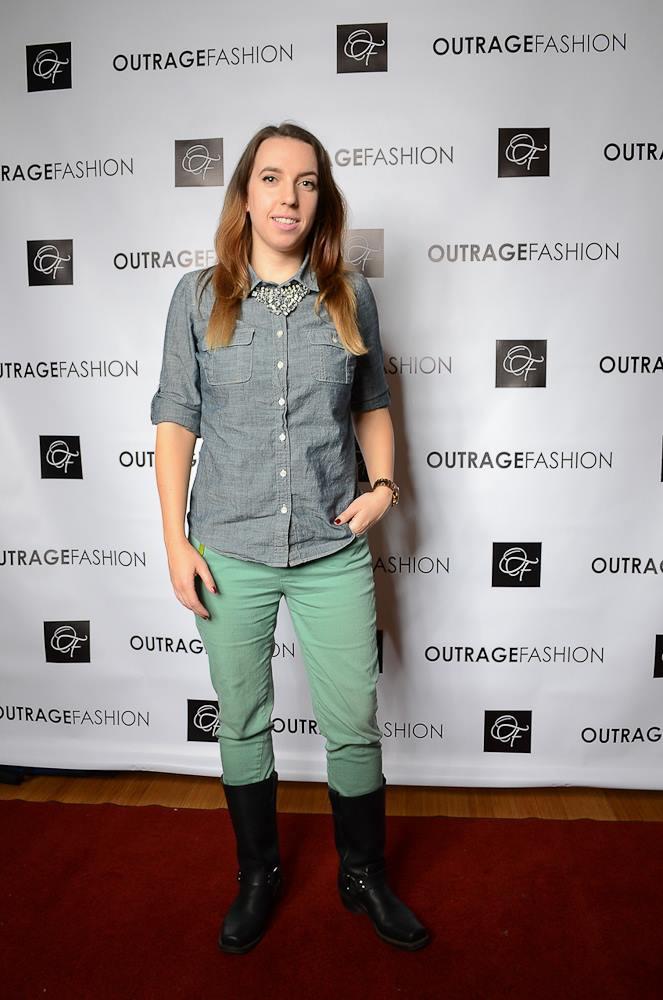 Outrage Fashion Holiday Kickoff
