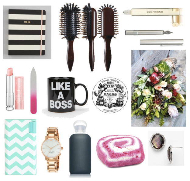 Holiday Gift Guide - Busy Girl