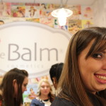 theBalm's SF Store Opening