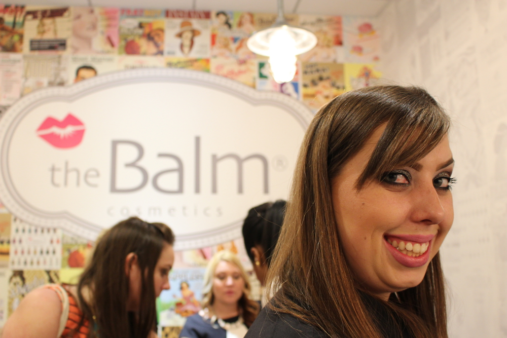 theBalm SF Party