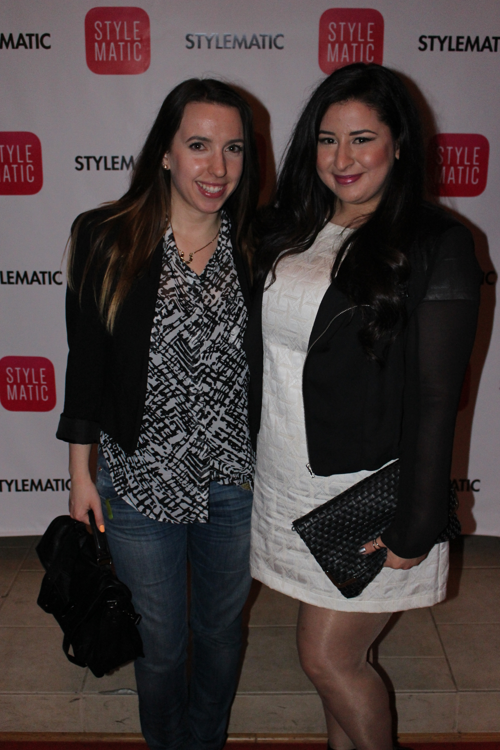 Stylematic App Launch