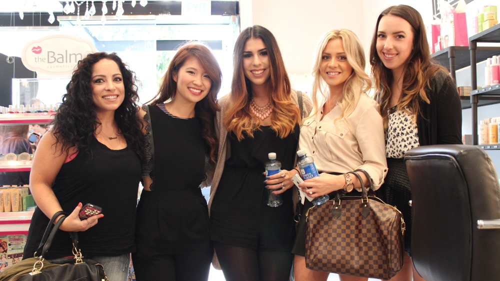 SF Beauty Bloggers