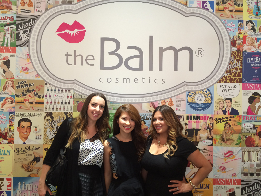 StyleHaul Hangout at TheBalm