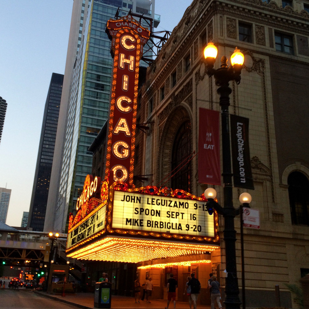 Chicago - Theatre