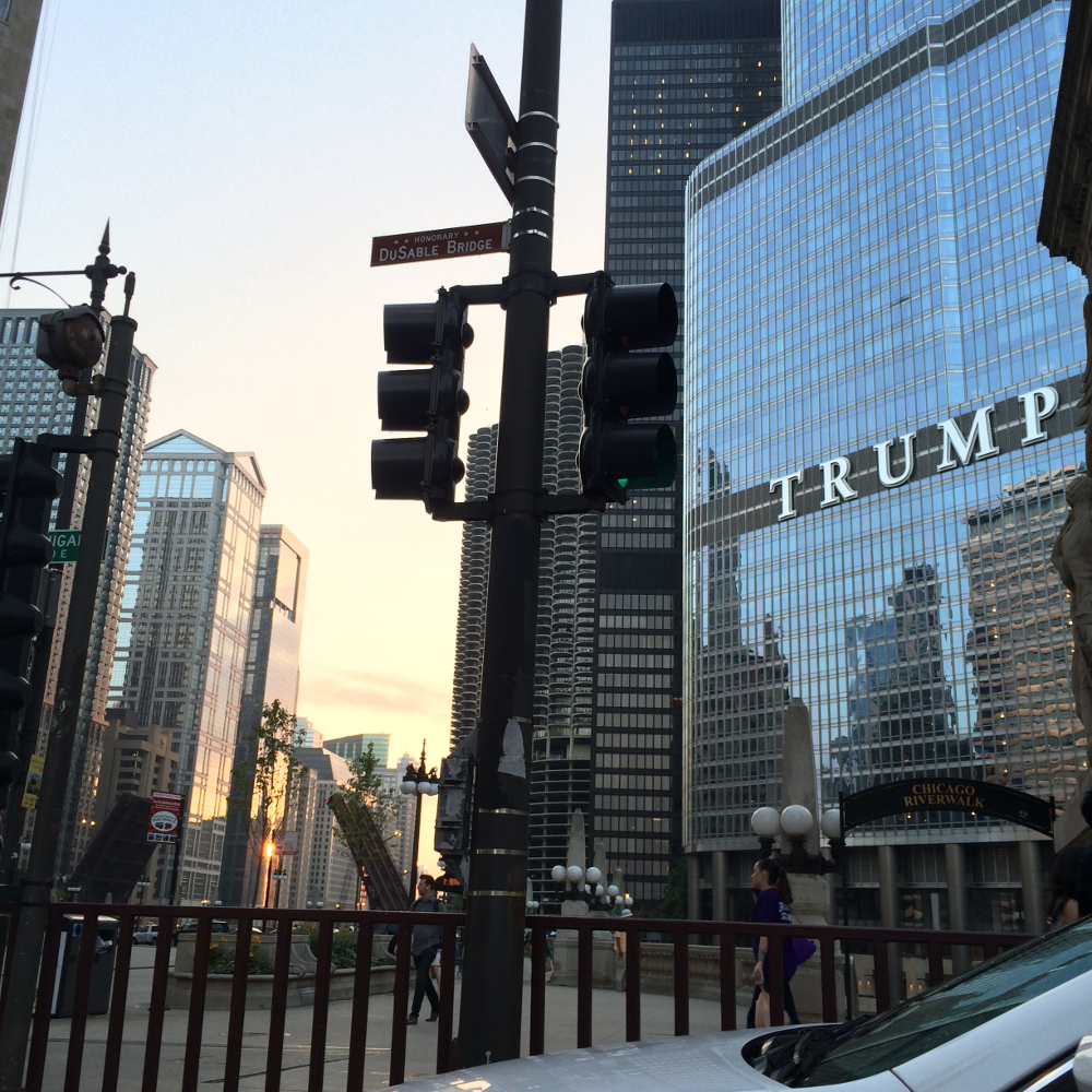 Chicago - Trump Tower