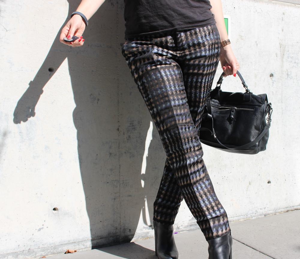 silk pants