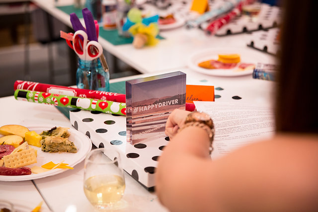 Shutterfly Holiday Blogger Party