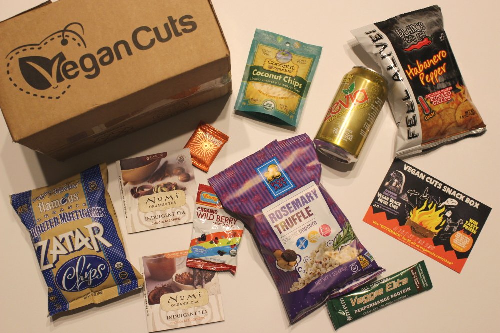 Vegan Cuts - October Box