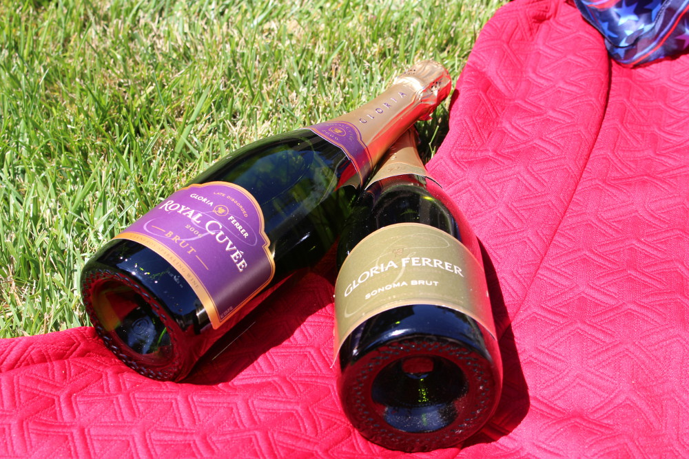 gloria ferrer sonoma sparkling wine