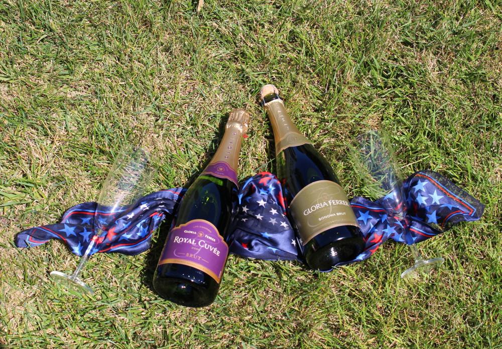 gloria ferrer sparkling wine