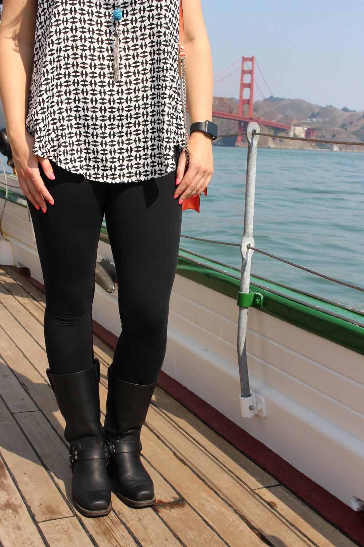 summer san francisco sailing