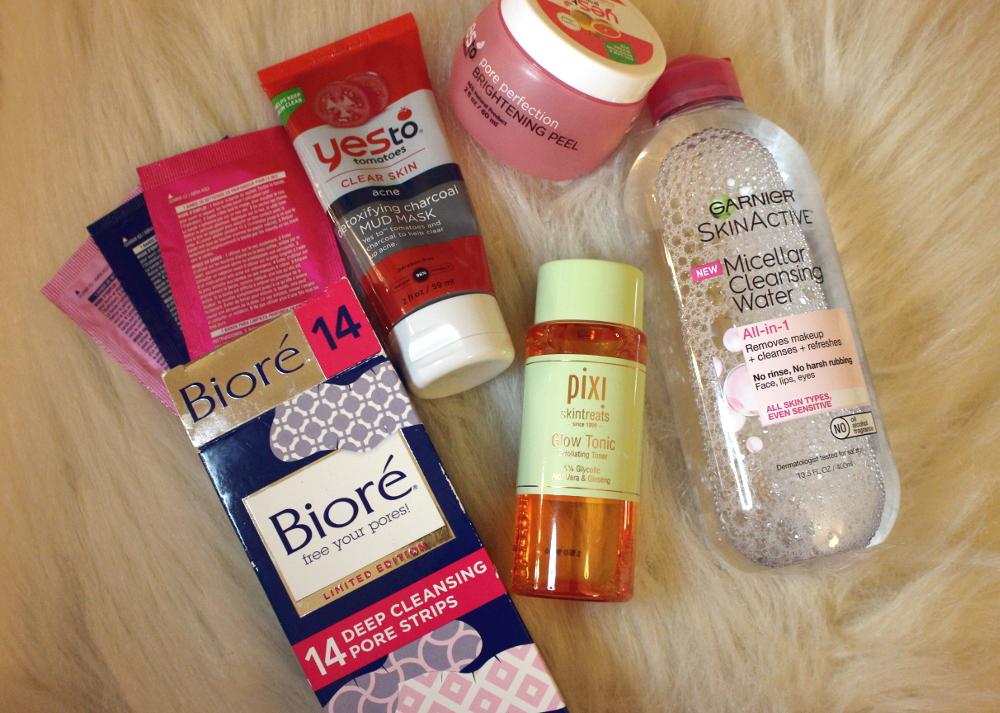 target skin care