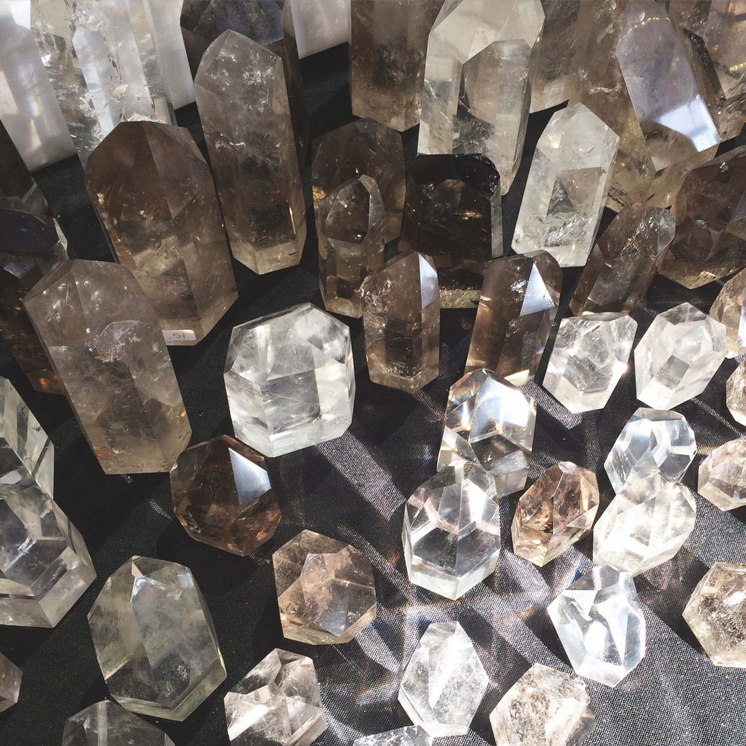Crystals - Home Wish List - San Francisco Blogger