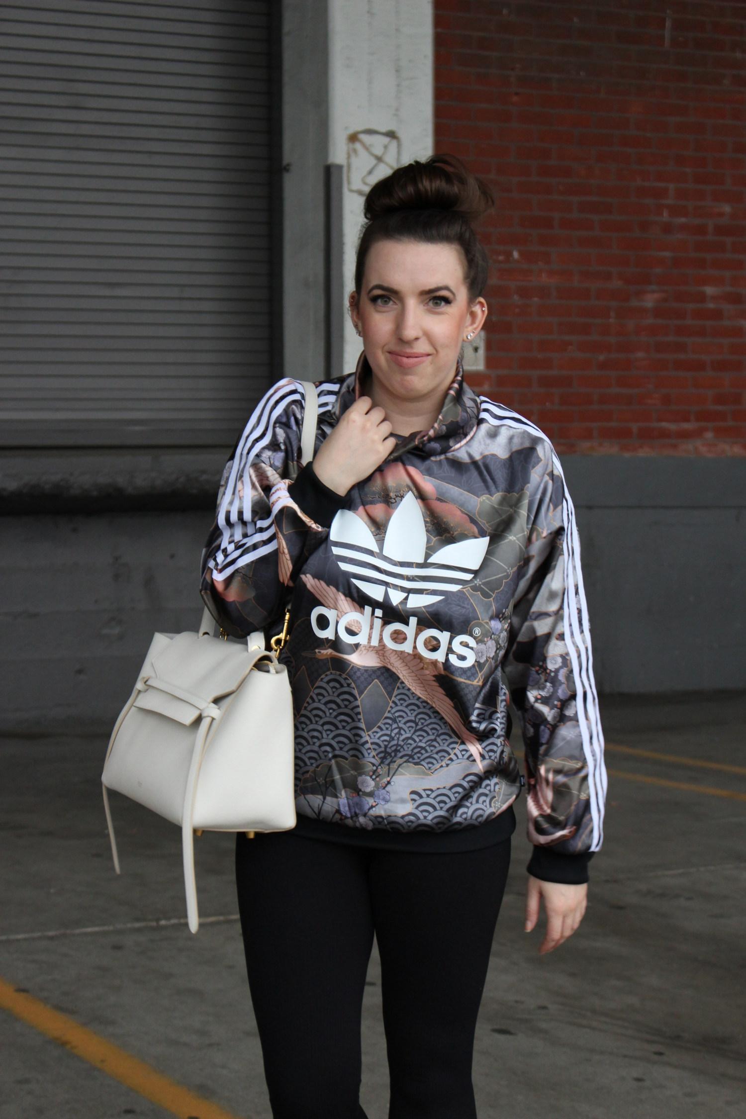 adidas pullover celine belt bag
