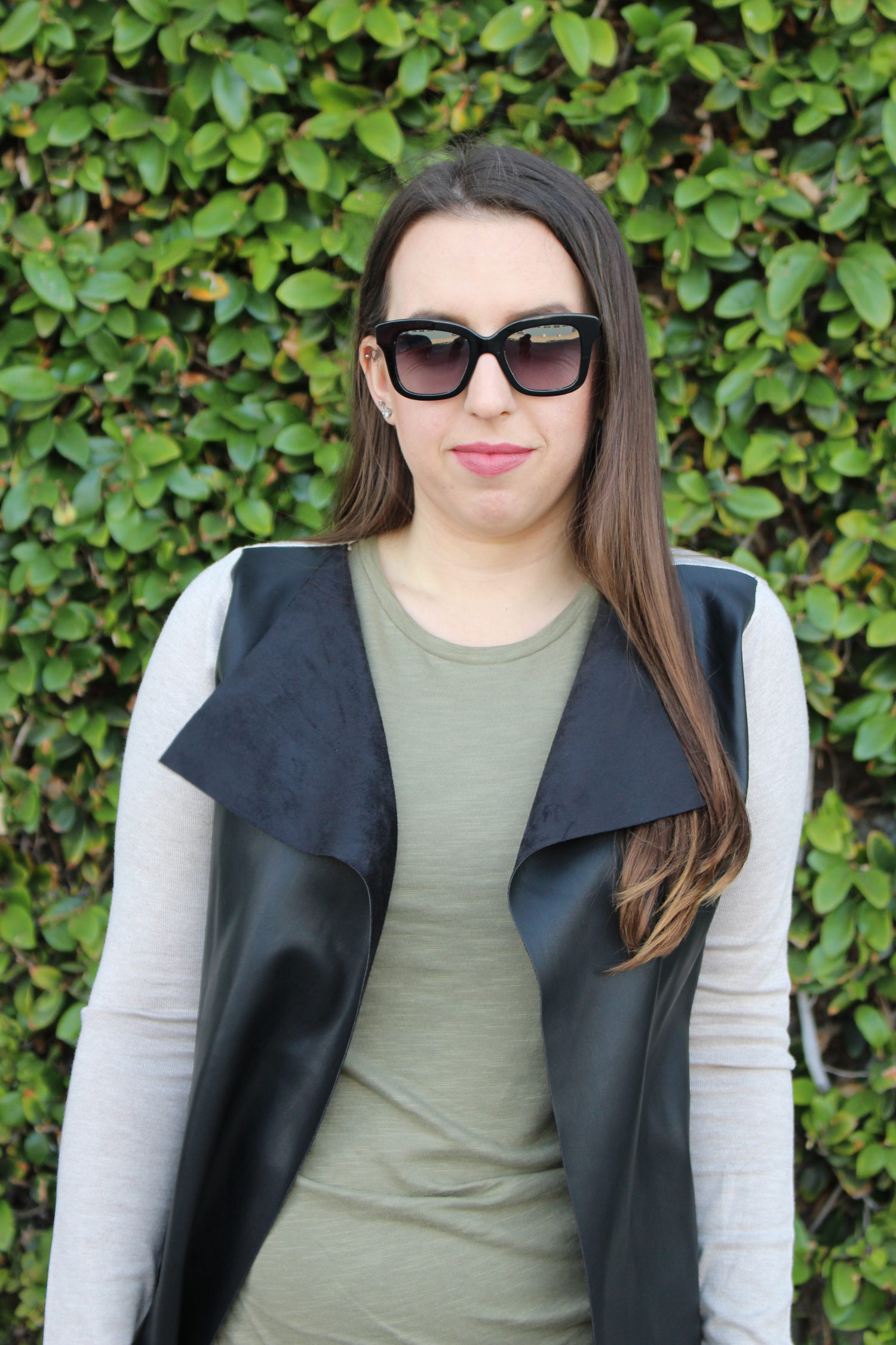 sf style blogger - olive dress