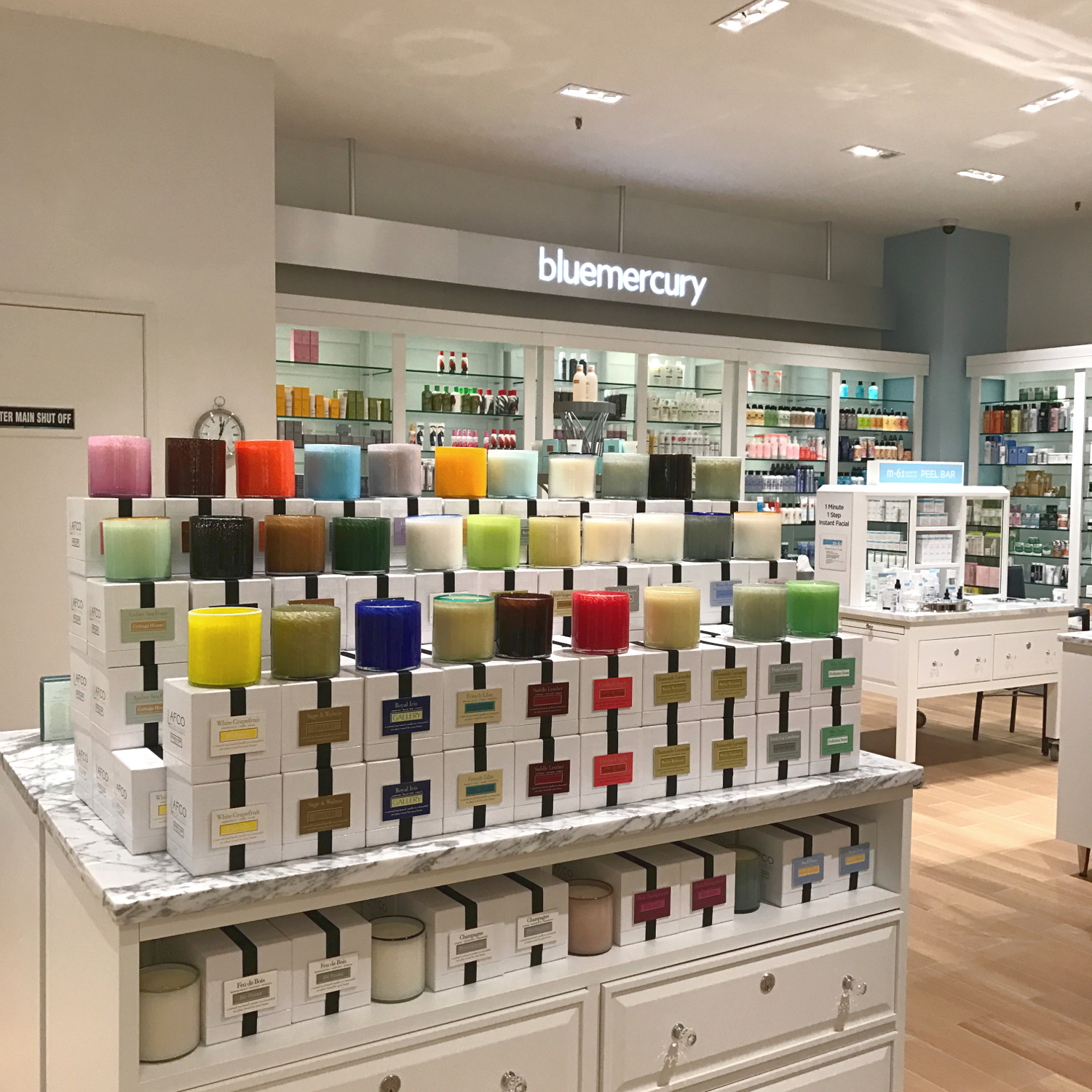 Bluemercury Spa at Macy's Palo Alto