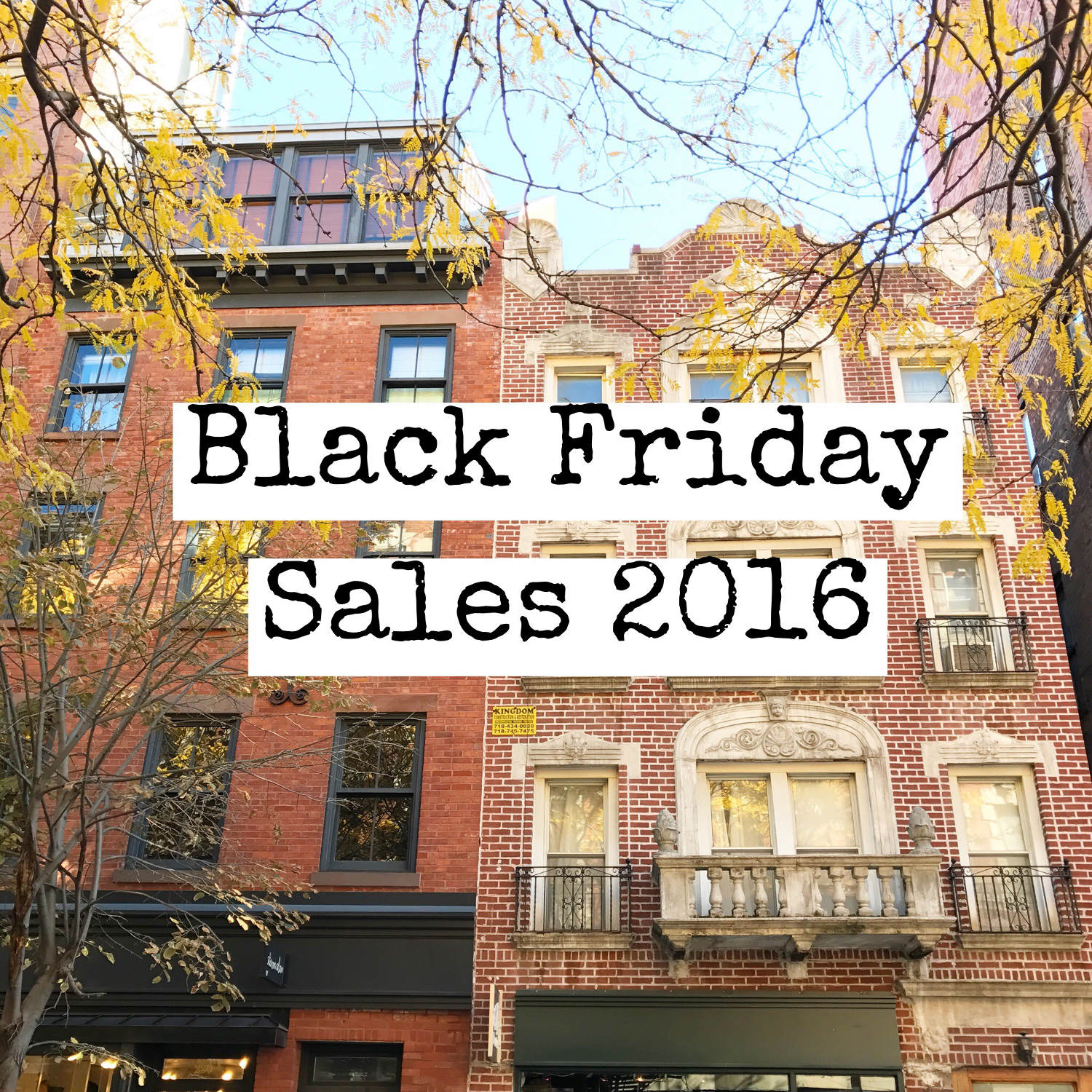 black friday 2016 - black friday sales 2016