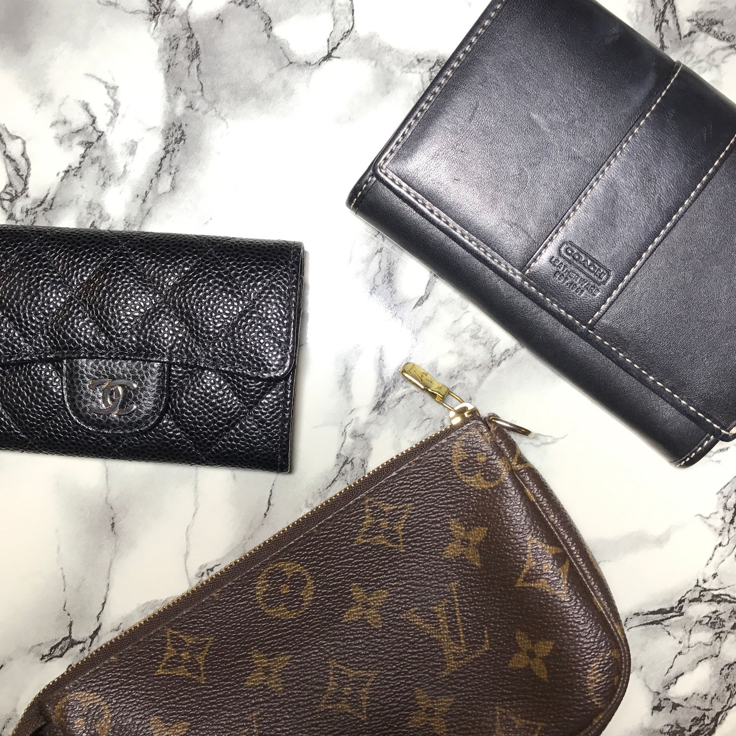 small leather goods - SLGs