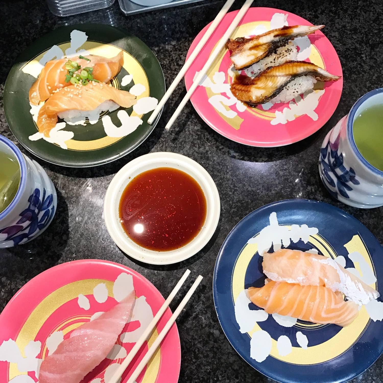numazuko sushi in shinjuku tokyo japan