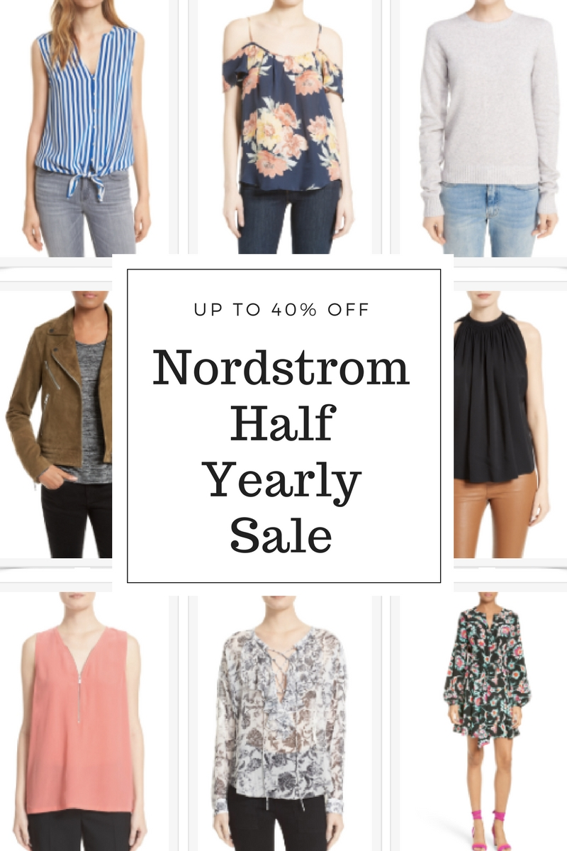 Nordstrom Half Yearly Sale 2017 - Nordstrom Sale