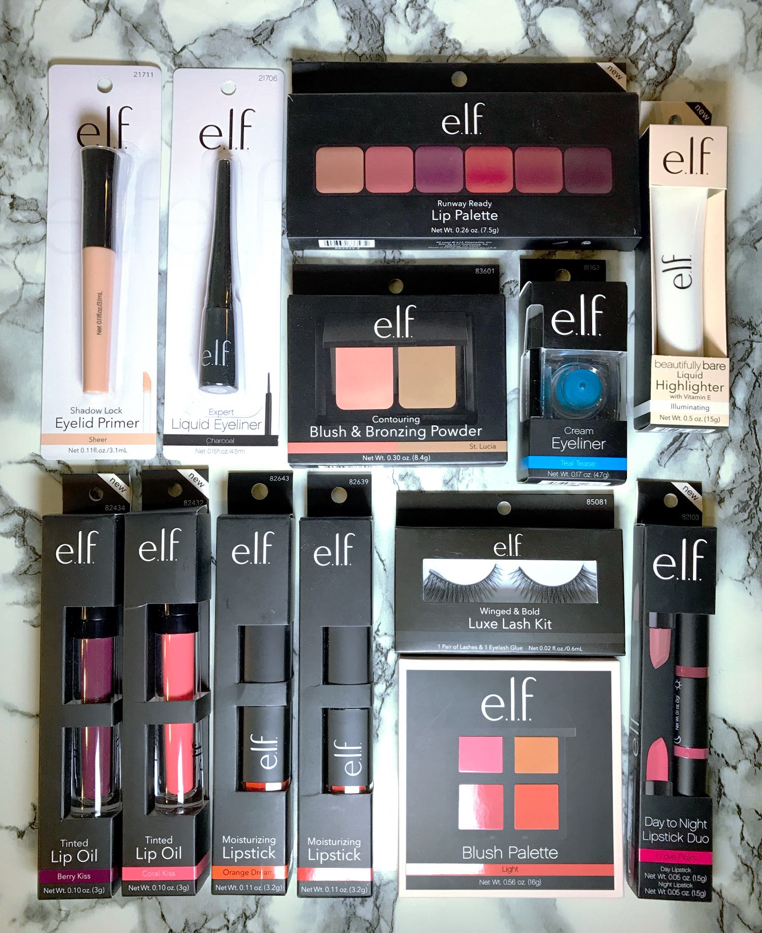 e.l.f. cosmetics summer makeup giveaway