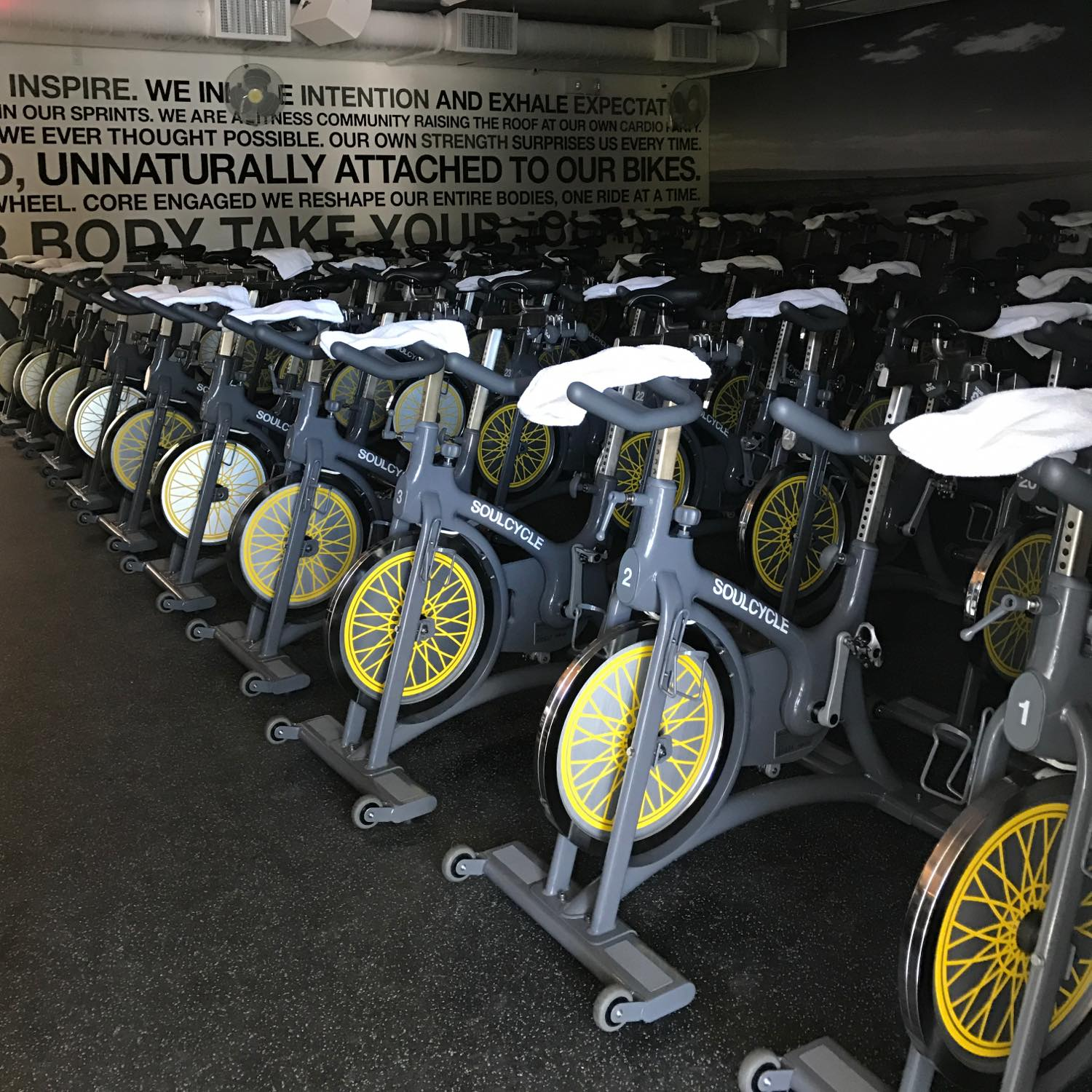 what is soulcycle - soulcycle review