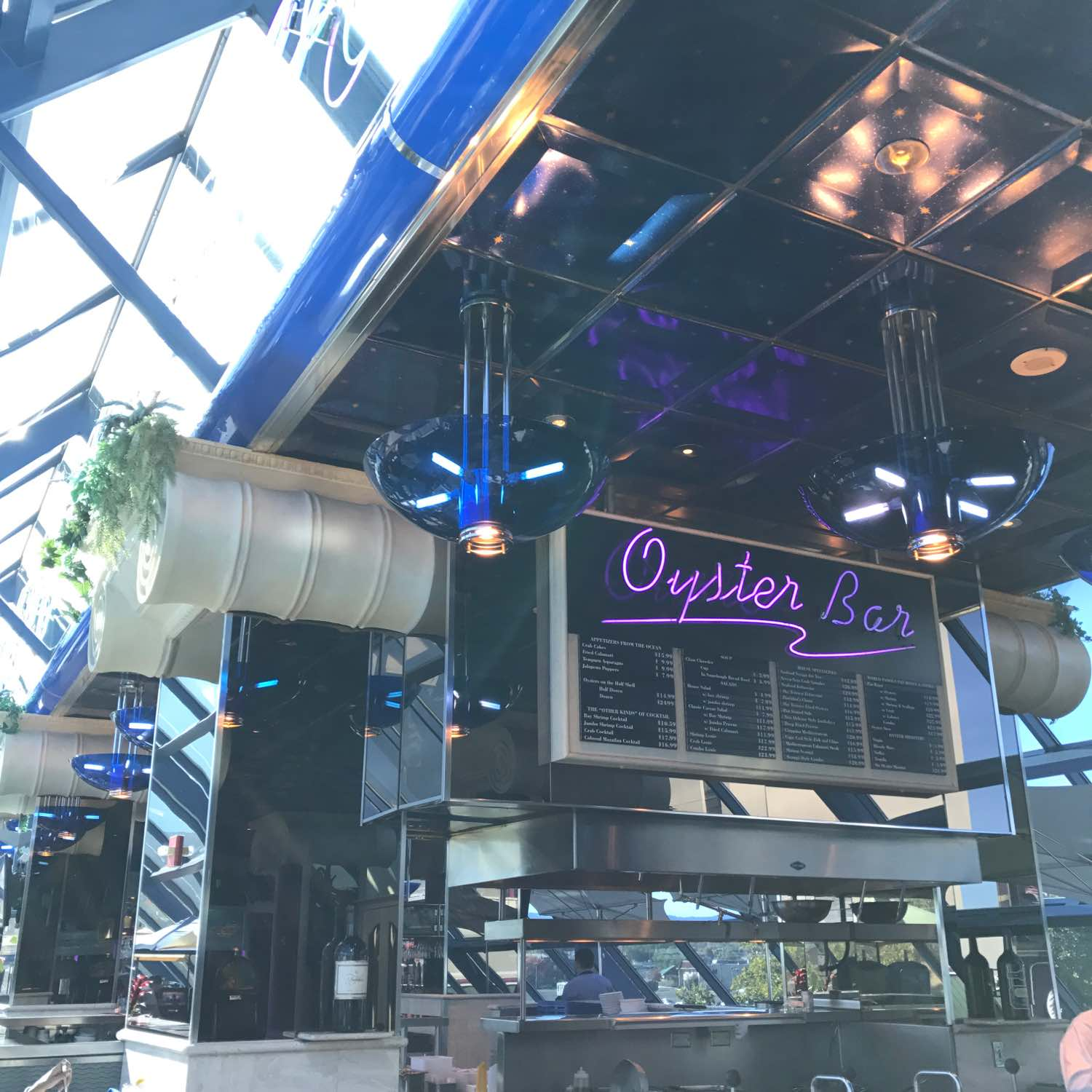 Oyster Bar at Atlantis Casino Resort Spa