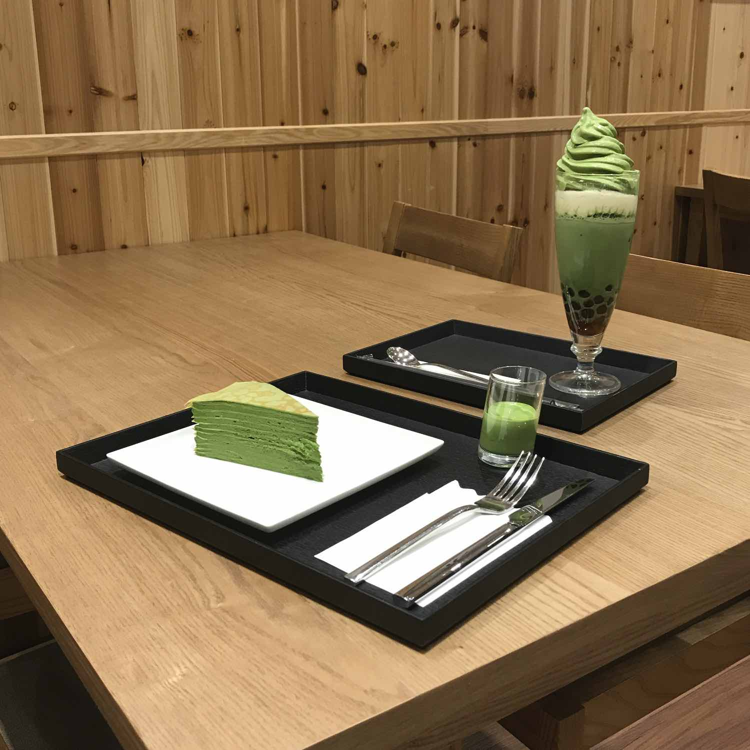 matcha one dessert cafe