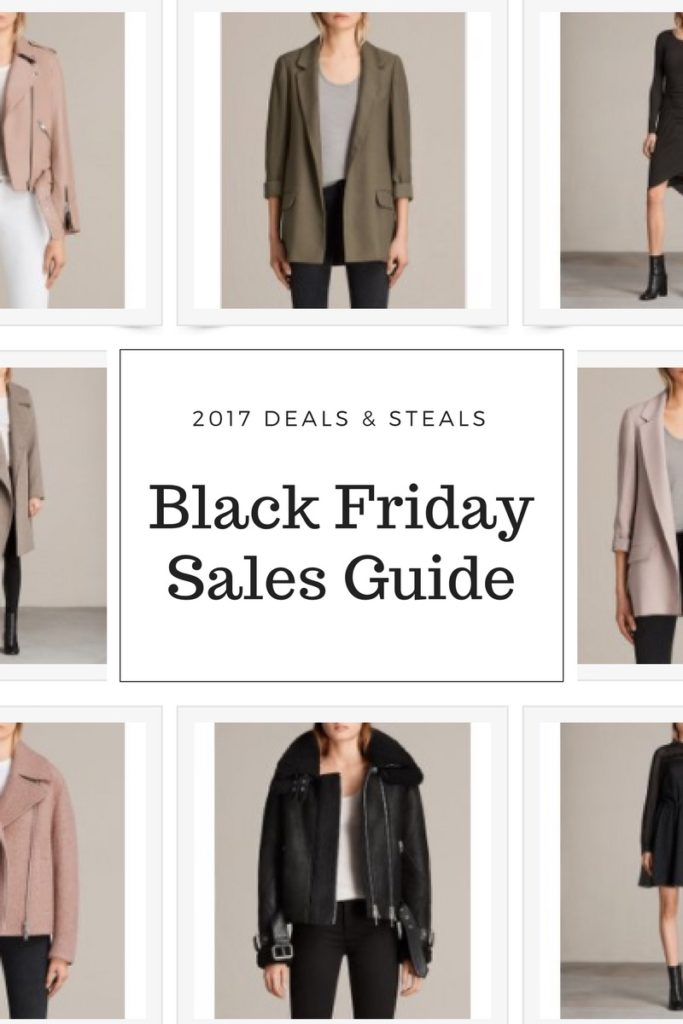 Black Friday 2017 Sales Guide