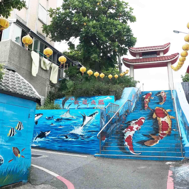 instagram street art hualien