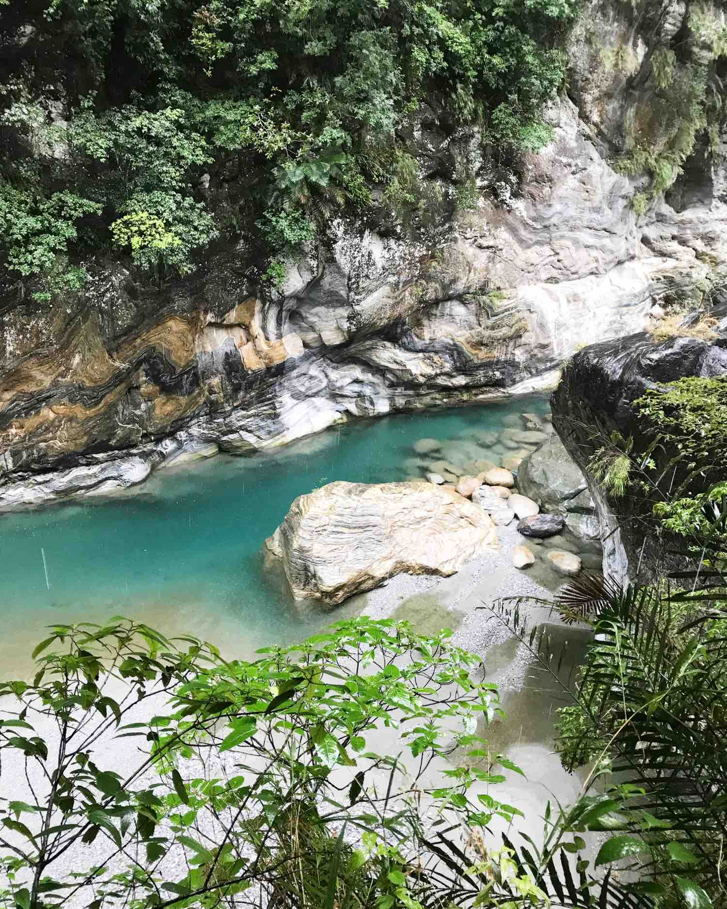 shakadong trail taroko national park
