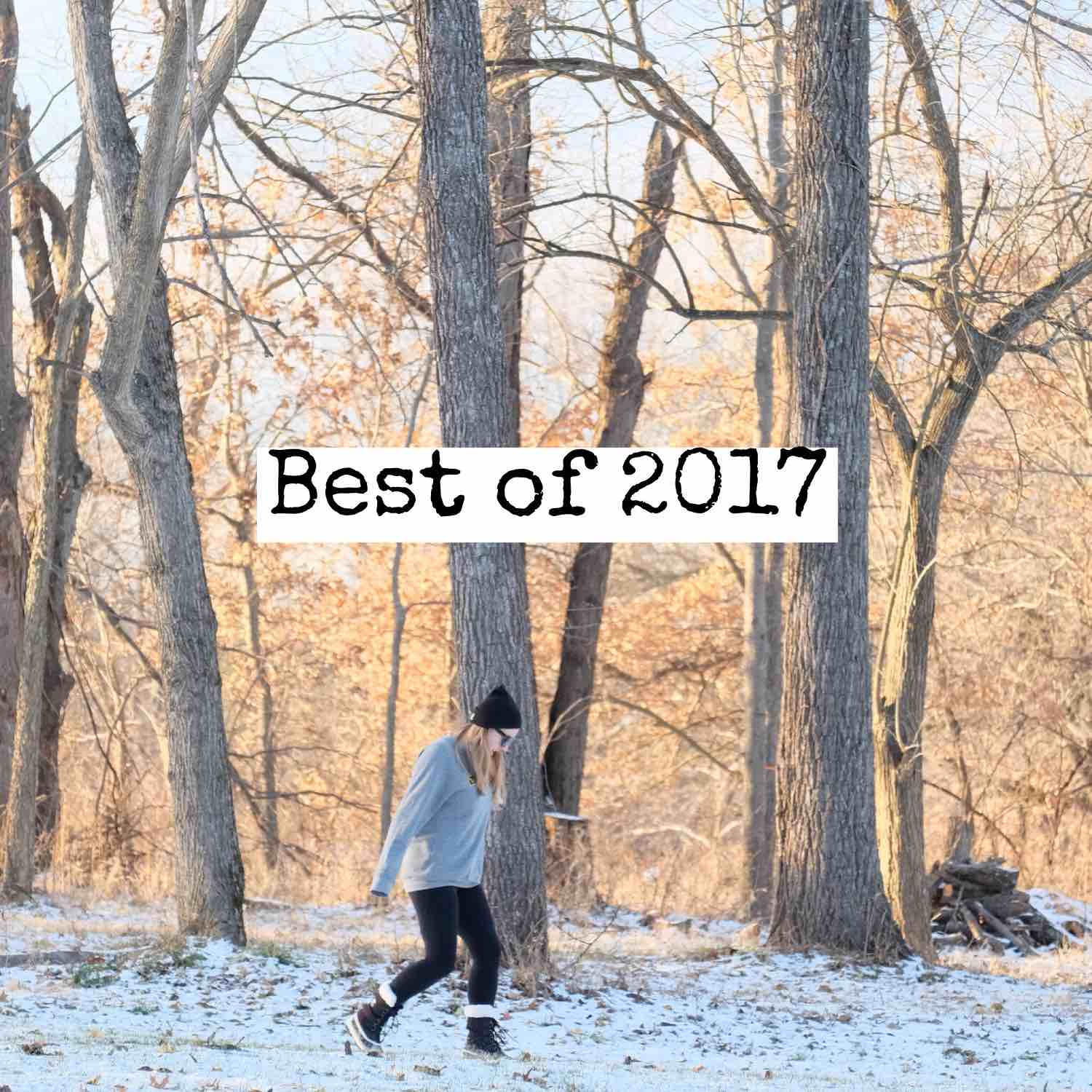 best of 2017 - best blog posts of th eyear