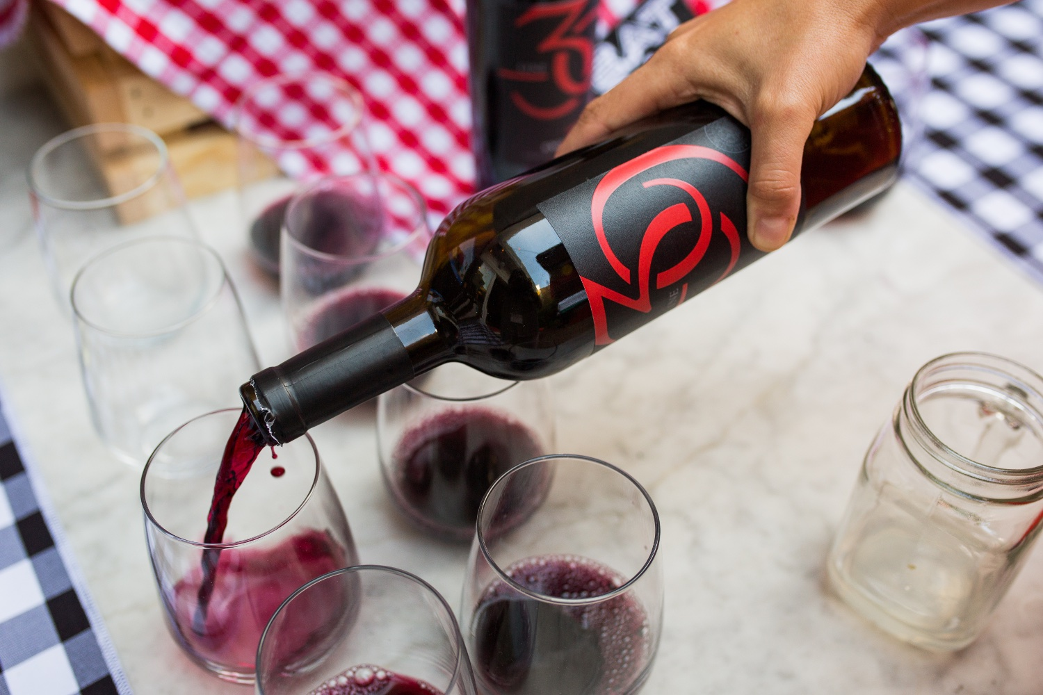 Summer Grill & Chill with Line 39 Wine - Red Blend