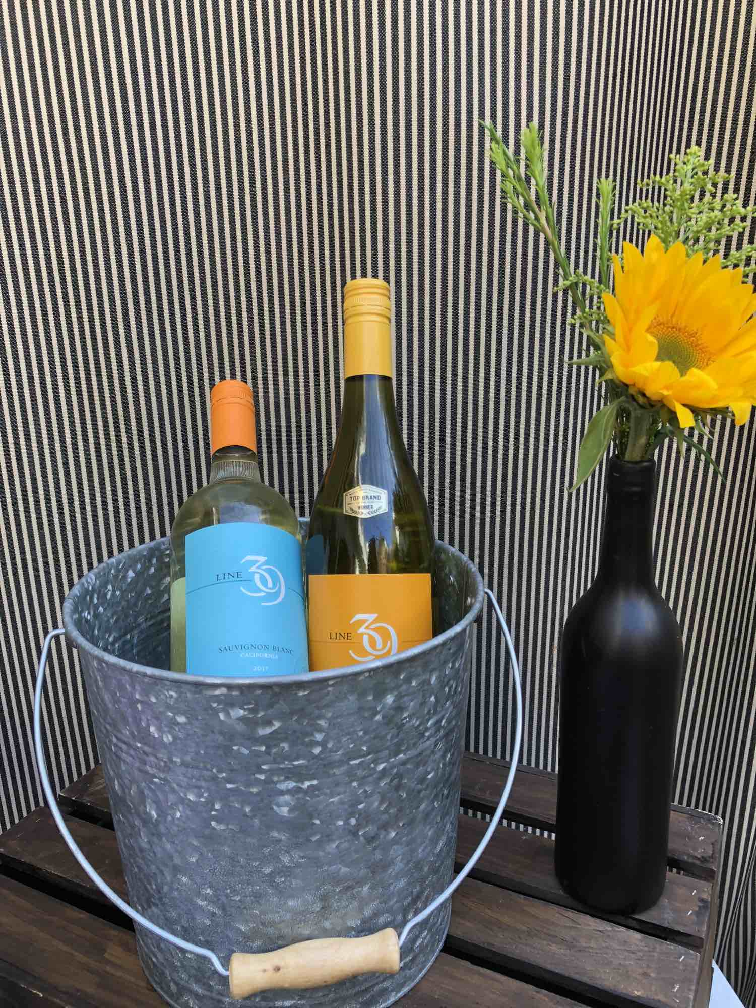 Summer Grill & Chill with Line 39 Wine - Sauvignon Blanc