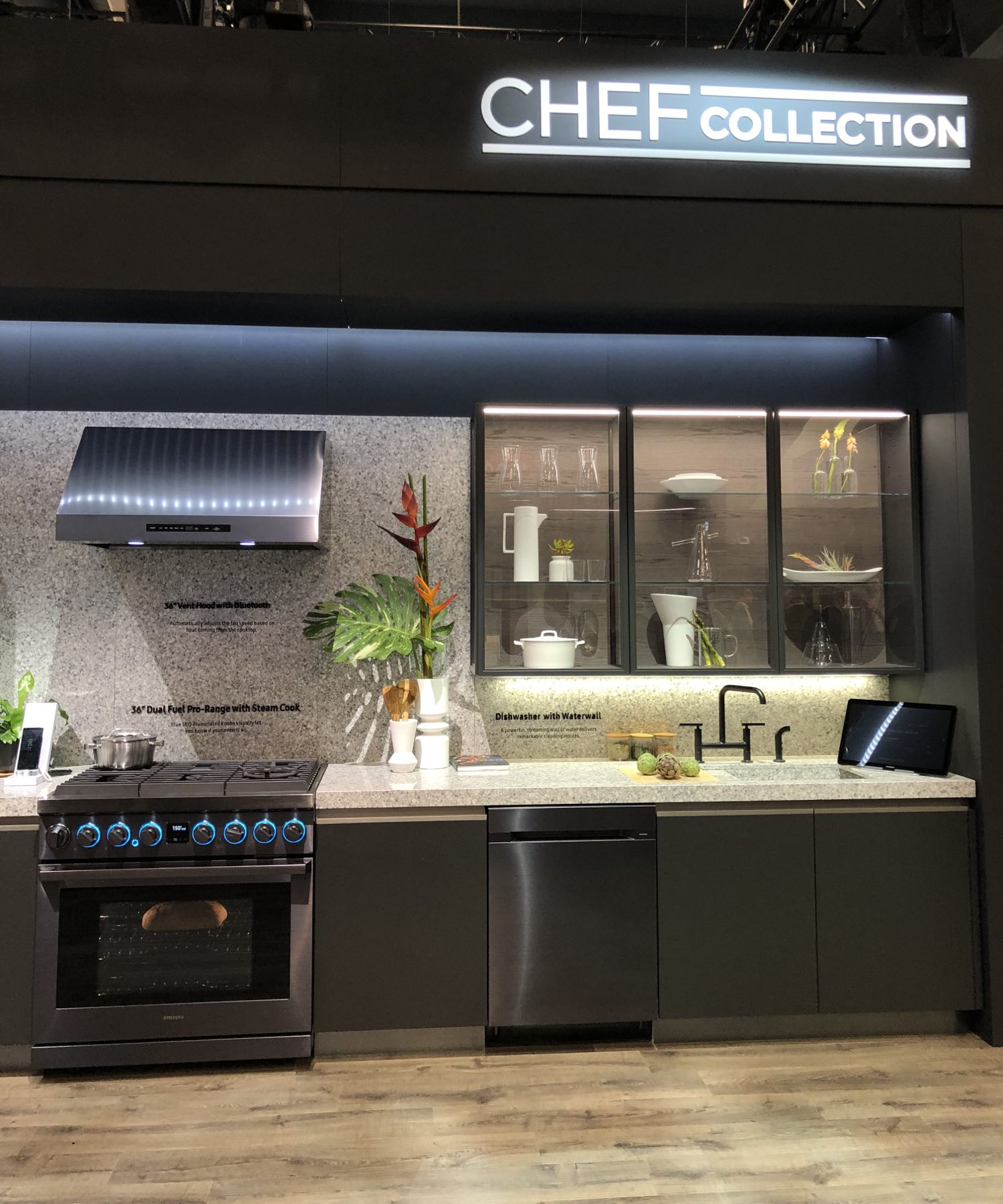 Samsung Chef Collection - Display