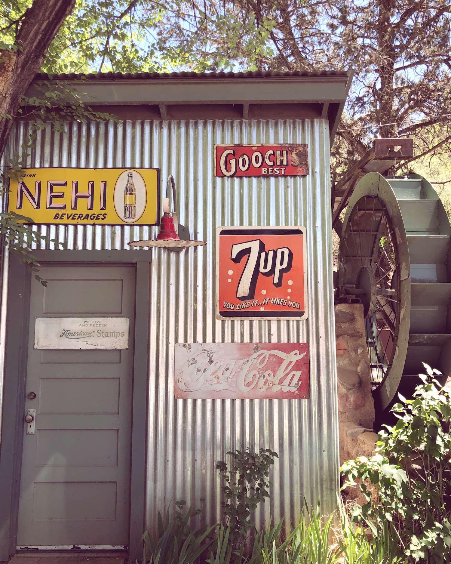 Sedona with Arizona KEY - Hummingbird House