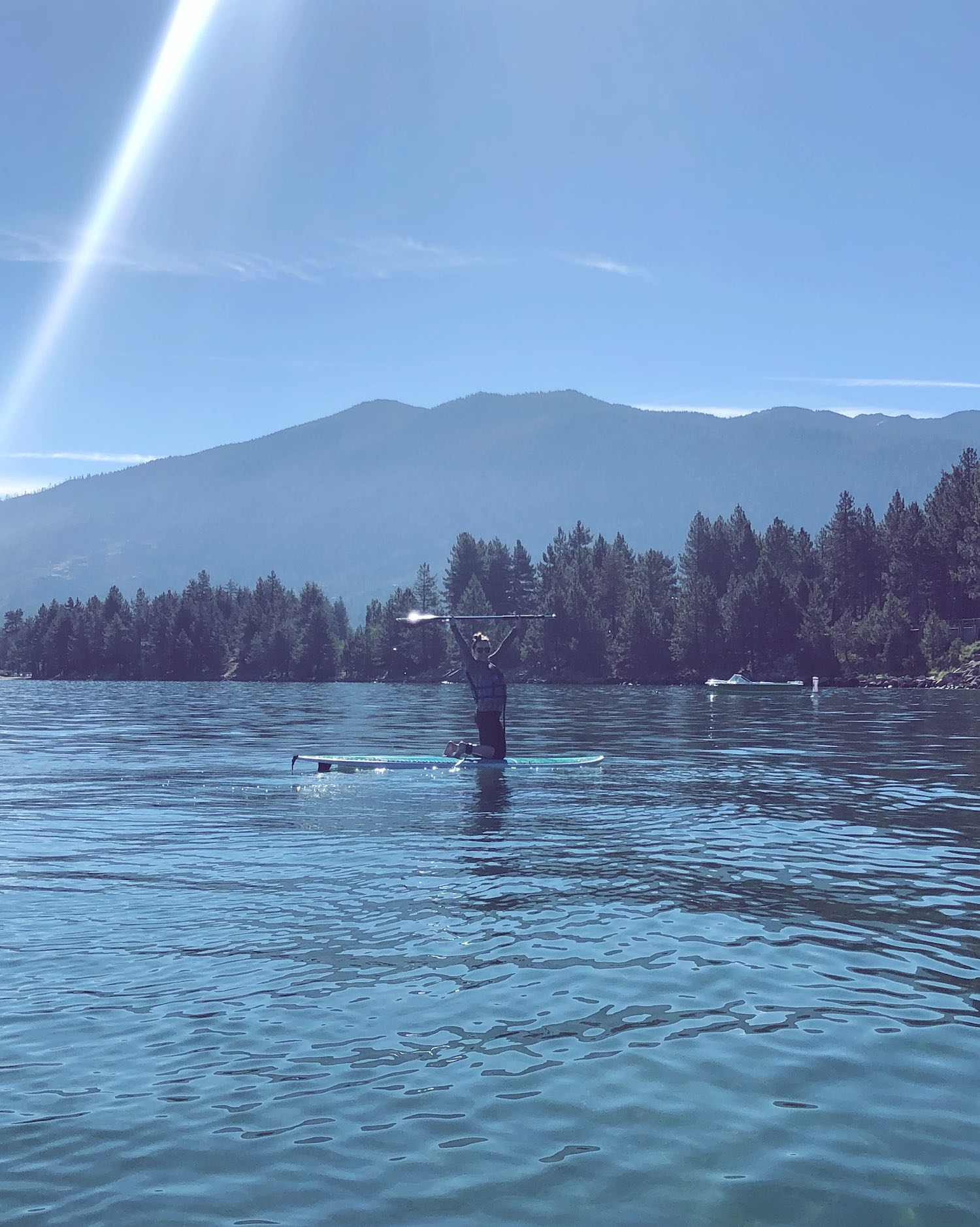 South Lake Tahoe - South Tahoe Standup Paddle