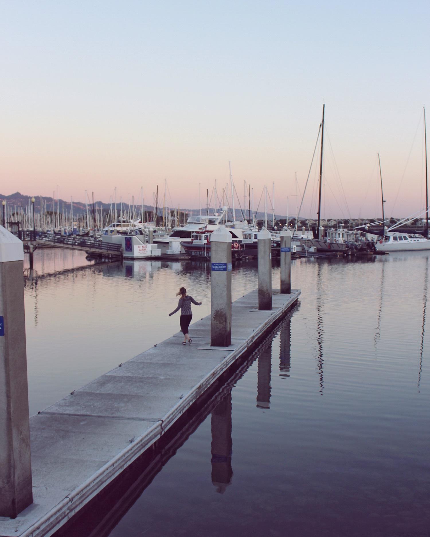 REI Outdoor Classes - Richmond Marina