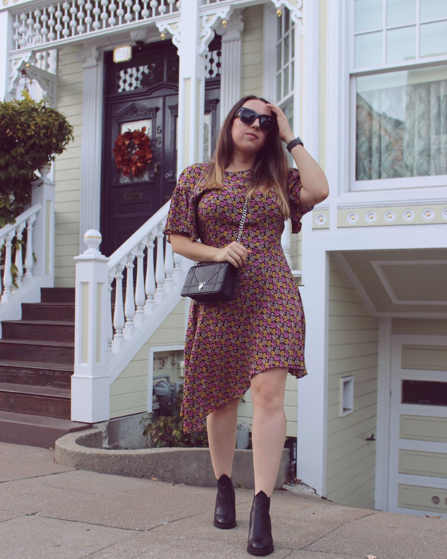 Rent The Runway Unlimited - A.L.C. Dress