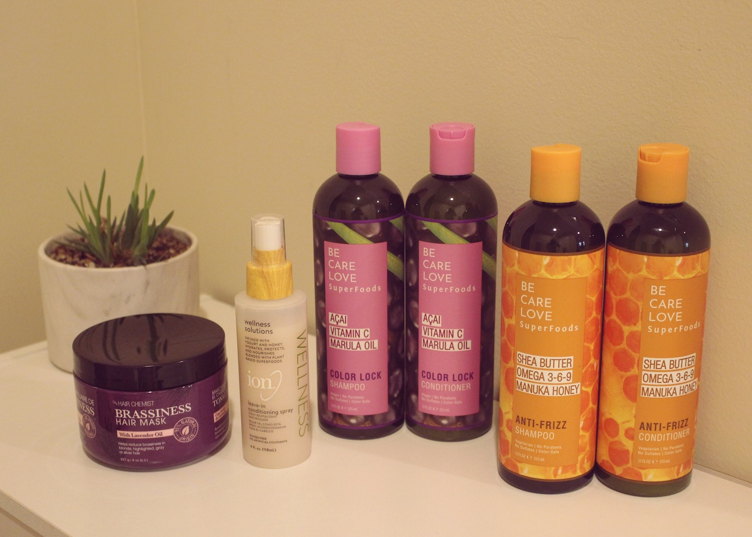 Sally Beauty Natural Hair Care Products