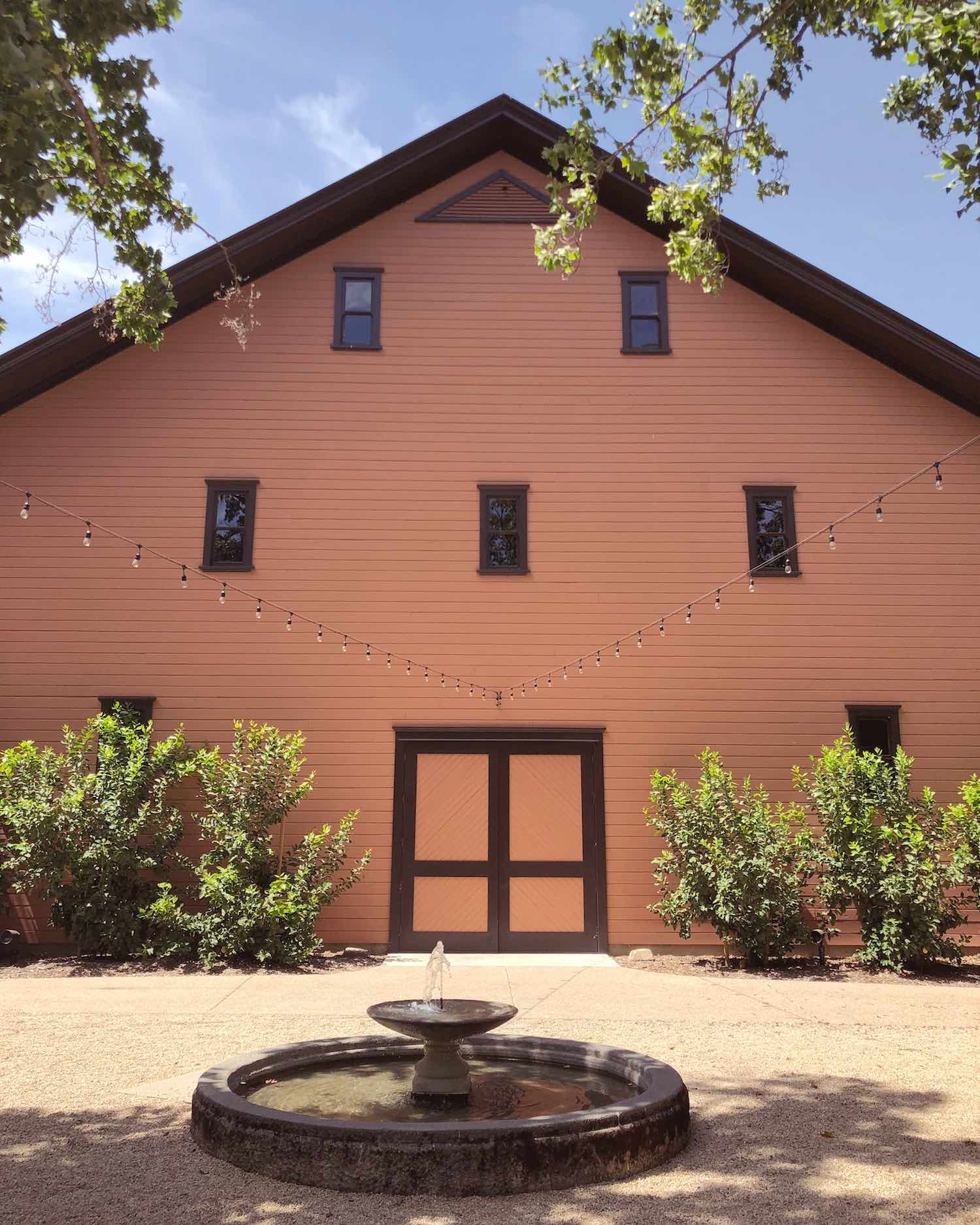 Trefethen Family Vineyards - Oak Knoll District Napa Valley