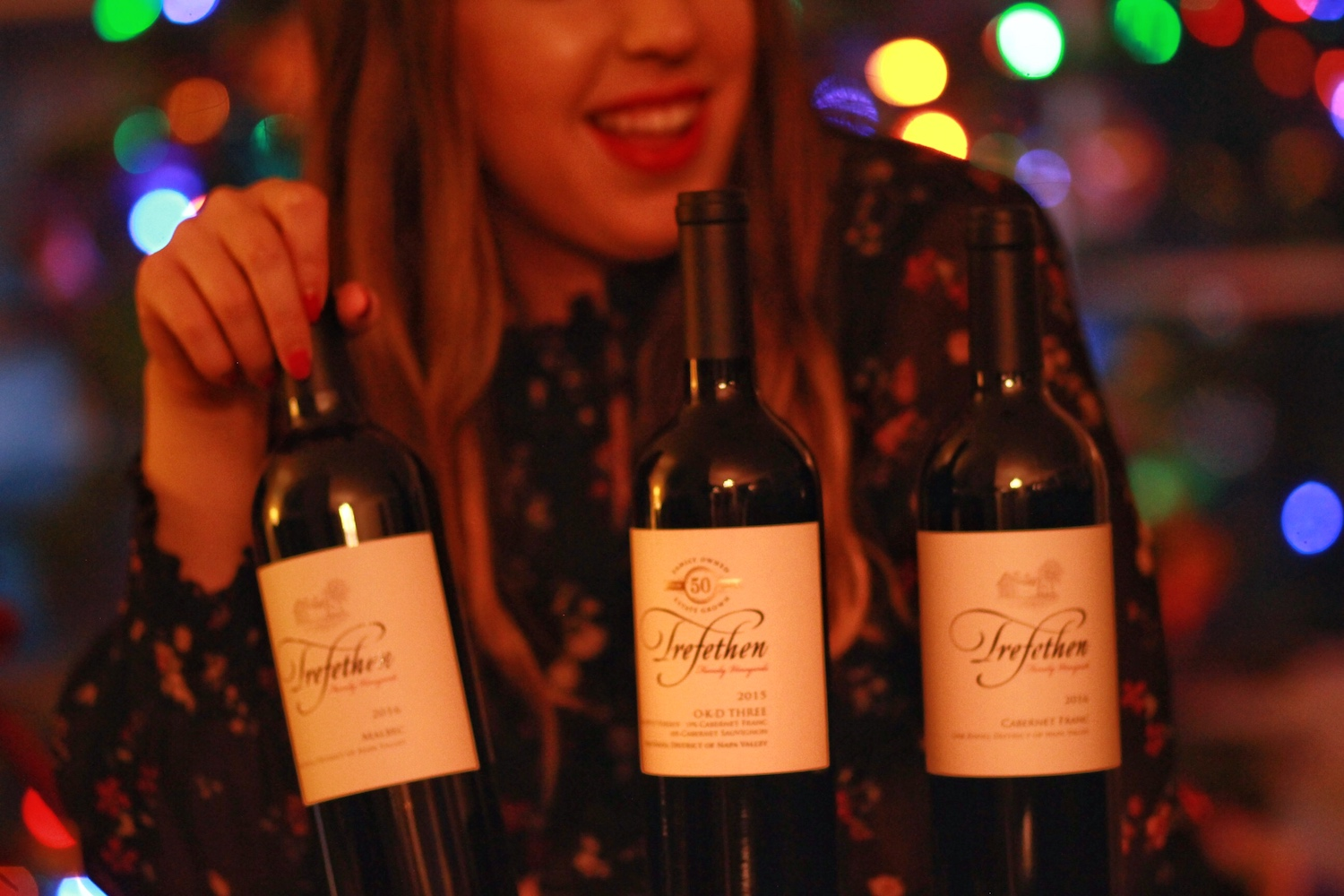 Trefethen Family Vineyards Holiday Gift Guide