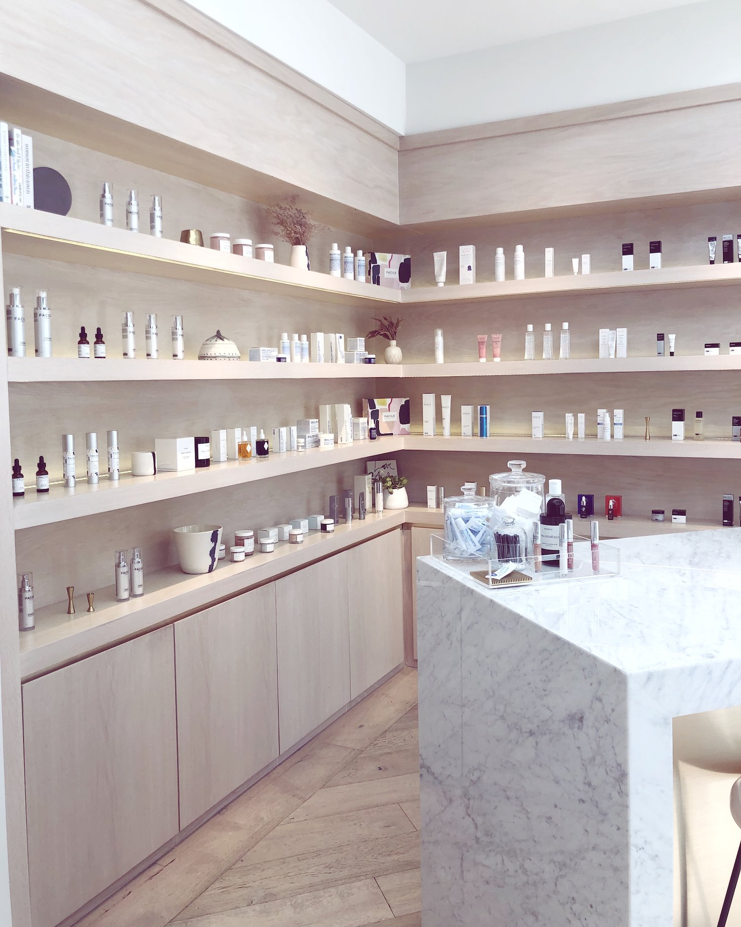 Facile Dermatology Shop West Hollywood