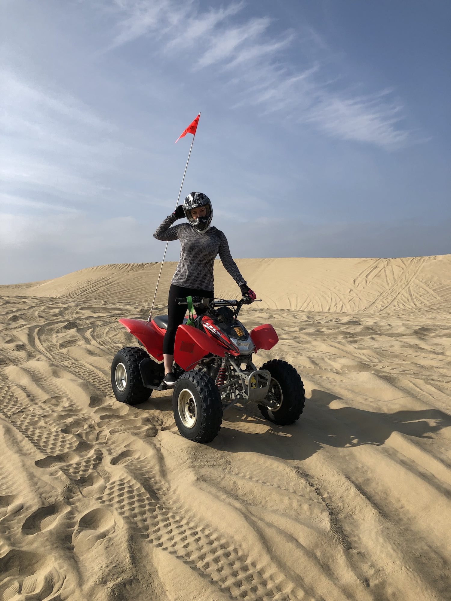 Steve's ATV Rentals at Oceano Dunes