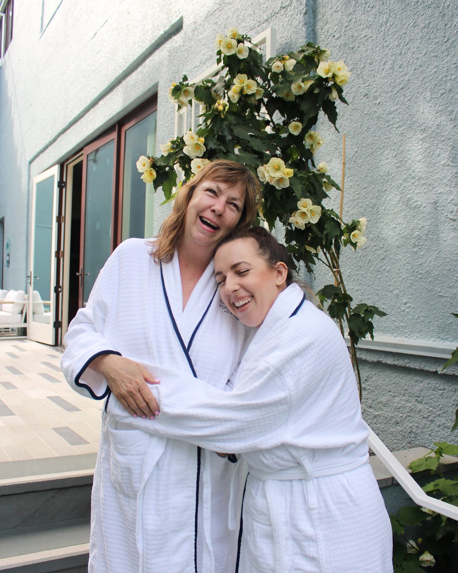 Mother Daughter Spa Day at Casa Madrona