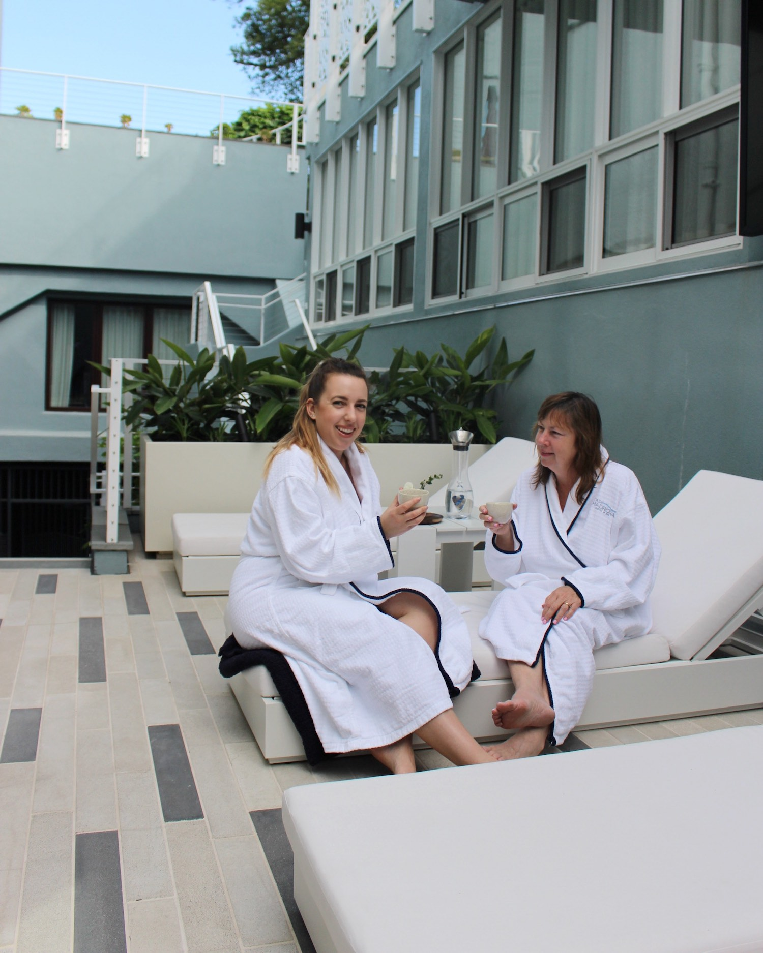 Mother's Day Spa Day at Casa Madrona