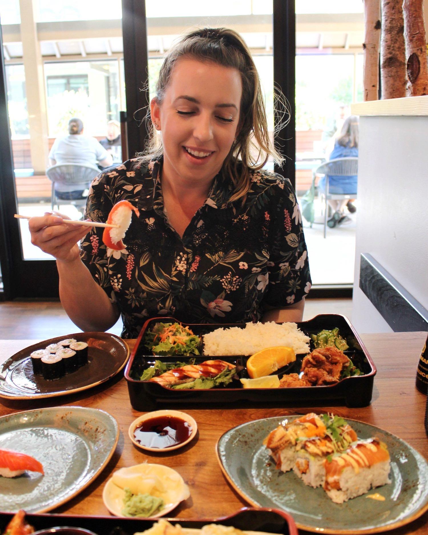 Mikuni Sushi in Concord