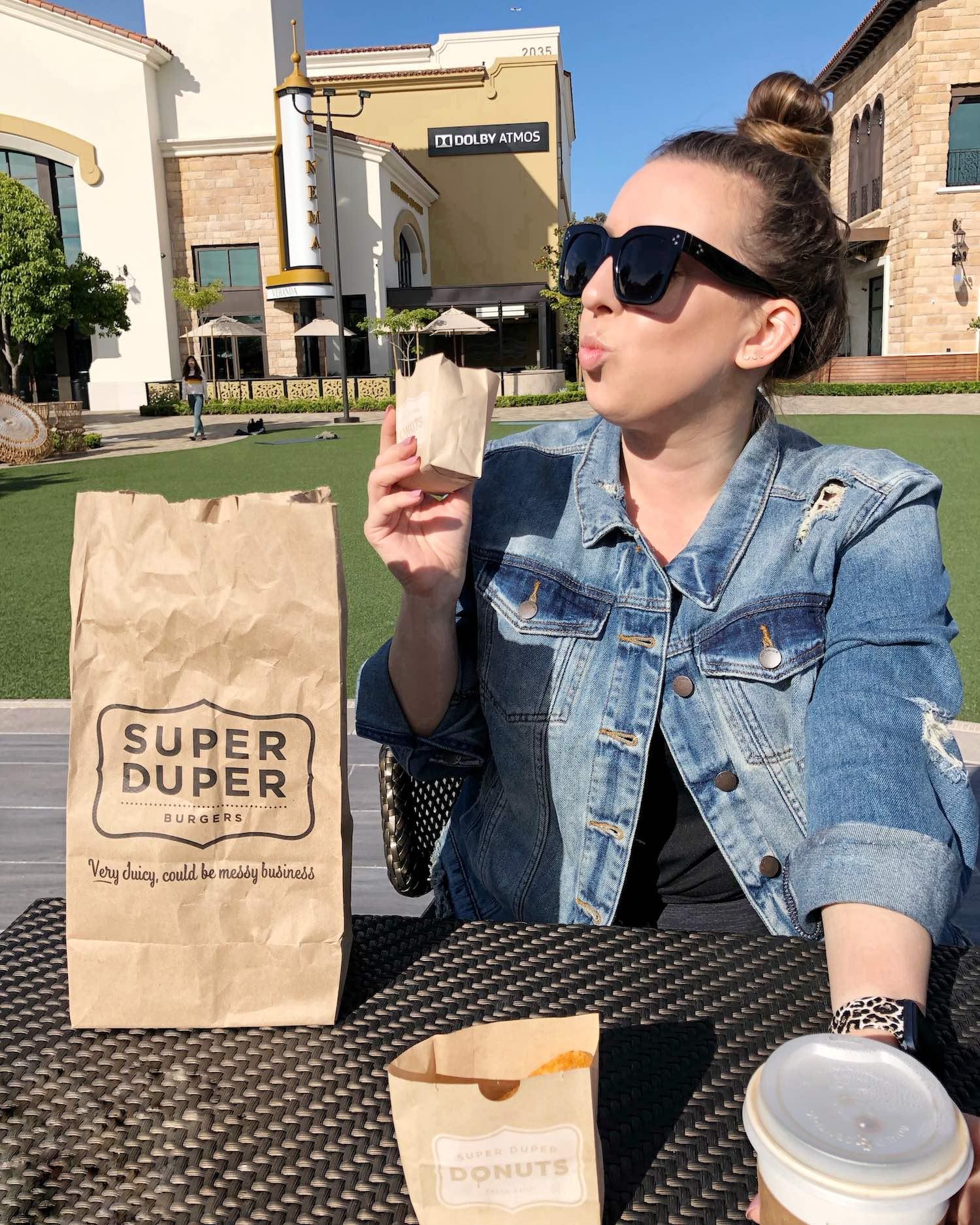 Super Duper Burgers Concord
